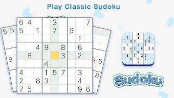 Sudoku: Classic Brain Number Puzzle Game