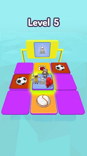 Party Match: Merge & Do Not Fall apktram screenshots 5