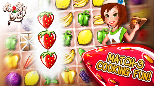 Tasty Tale: puzzle cooking game Apkfinish screenshots 16