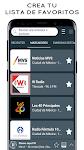 screenshot of Radio Mexico: Online Radio, Internet Radio