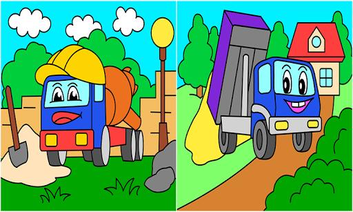 Painting cars. 1.0.12 screenshots 1