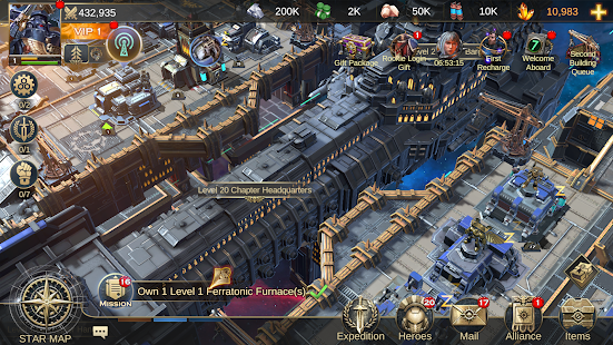 Warhammer 40,000: Lost Crusade 1.0.1 Screenshots 6