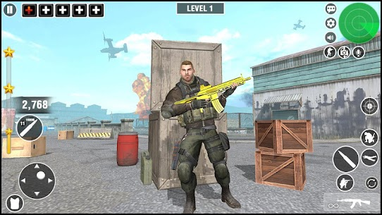 Real Commando Strike CS- New Shooting Games Hack Online [Android & iOS] 1