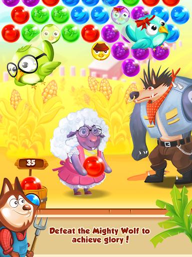 Bubble Shooter - Bubbles Farmer Game  screenshots 8