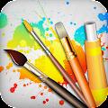 Drawing Desk Draw Paint Color Doodle & Sketch Pad APK