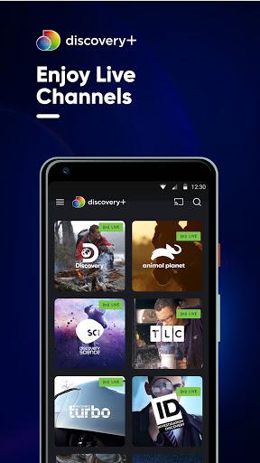 Discovery Plus: TV Shows, Shorts, Fun Learning 1.5.0 screenshots 6