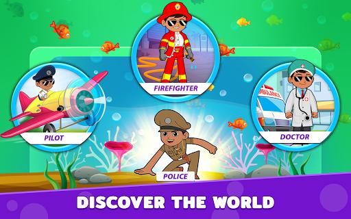 Little Singham : Kids Early Learning App | Games apktram screenshots 12