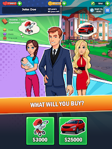 My Success Story: Business Game & Life Simulator MOD APK 2.1.7 (Unlimited Money) 7