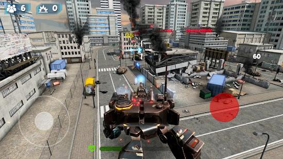 Destructive Robots - FPS (First Person) Robot Wars