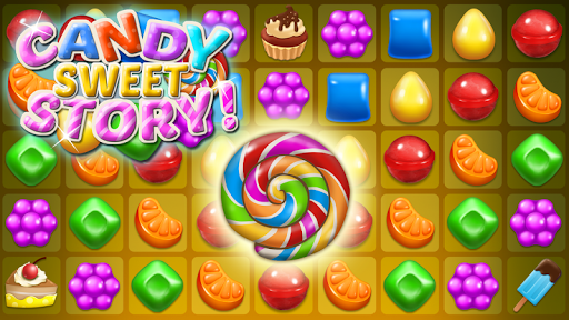 Candy Sweet Story: Candy Match 3 Puzzle  screenshots 8