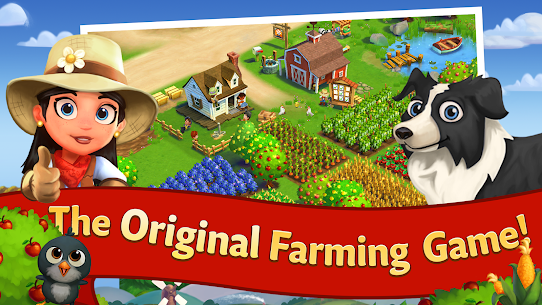 FarmVille 2: Country Escape (MOD, Free Speedup/Barn Upgrades) 1