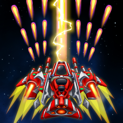 Sky Raptor: Space Shooter - Alien Galaxy Attack
