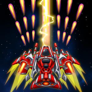 Sky Raptor: Space Shooter  Alien Galaxy Attack