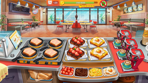 Crazy Diner: Crazy Chef's Kitchen Adventure android2mod screenshots 1