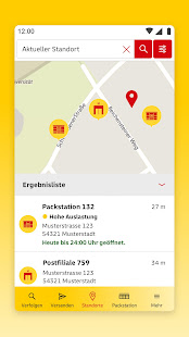 Post & DHL 7.0.54 (206) Screenshots 6