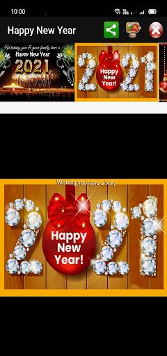 Happy New Year Greetings 2021  Screenshots 1