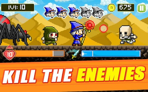 Mini Fighters : Death battles Hack Online (Android iOS) 2