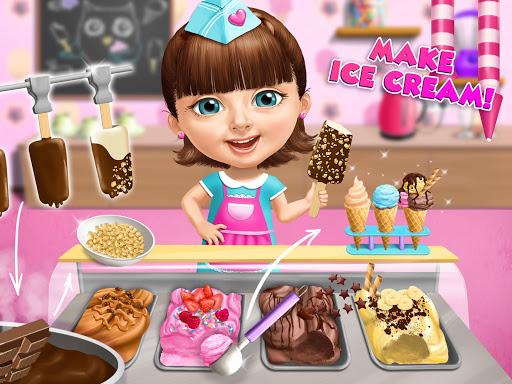 Sweet Baby Girl Summer Fun 2 - Sunny Makeover Game Apkfinish screenshots 22