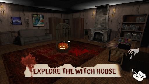 The REM: Scary Witch Horror Escape Game 1.0.6 screenshots 2