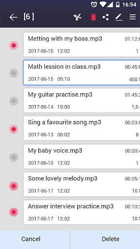 voice recorder  Screenshots 23