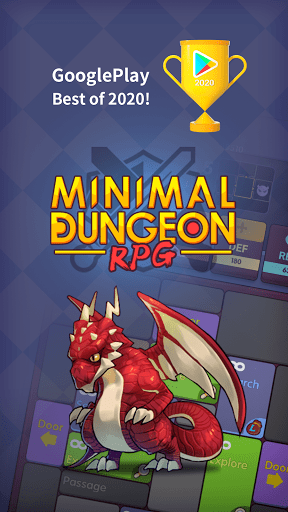 Minimal Dungeon RPG modavailable screenshots 1