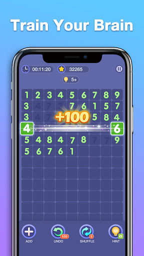 Match Ten - Number Puzzle  screenshots 3