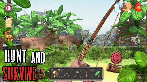 Survival Raft: Lost on Island - Simulator 3.7.0 screenshots 3