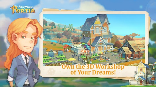 My Time at Portia APK Latest Version 2021** 4