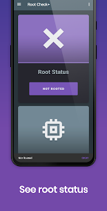 Root Check  (Root checker  device information) Apk Download 2021 1