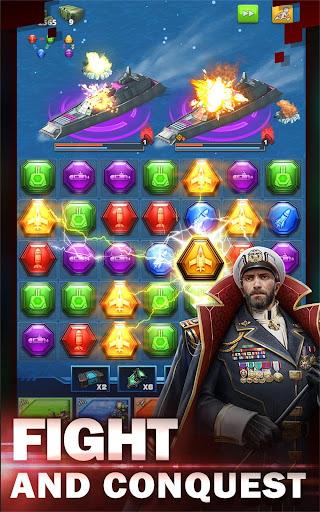 Battleship & Puzzles: Warship Empire Match  screenshots 8