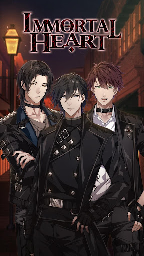 Code Triche Immortal Heart : Sexy Anime Otome Game Dating Sim (Astuce) APK MOD screenshots 1