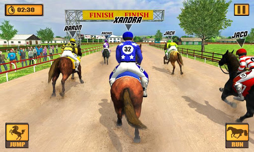 Horse Riding Rival: Multiplayer Derby Racing 1.3 de.gamequotes.net 5
