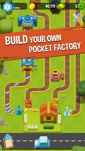 Pocket Factory 1.1 screenshots 1