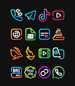 LineBula - Icon Pack 1.1 (Mod) (Sap)