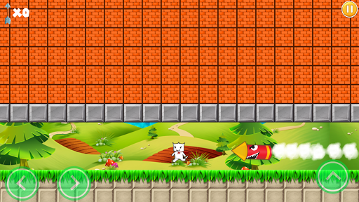 Super Cat World 2 HD - Syobon Action 1.0 screenshots 7