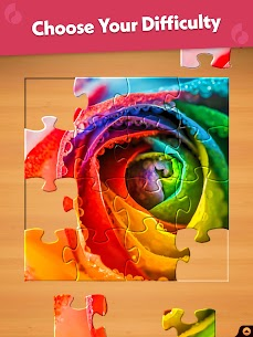 Jigsaw Puzzle: Create Pictures with Wood Pieces 10