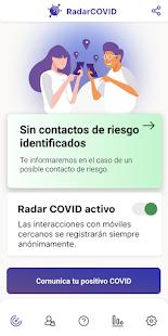 Radar COVID 1.4.1 Screenshots 3