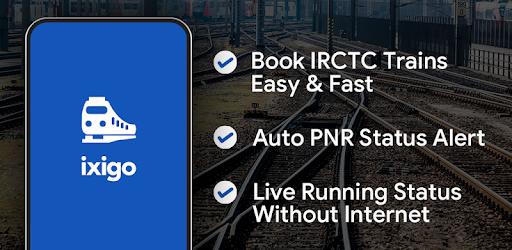 IRCTC Train Booking, PNR Status, Running Status - Apps on Google Play