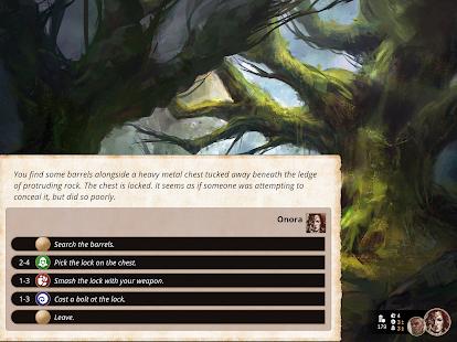 Schermata di Terafyn