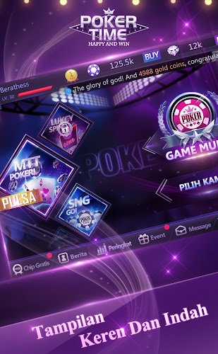 Download Poker Time Pulsa Texas Holdem Apk Latest Version For Android