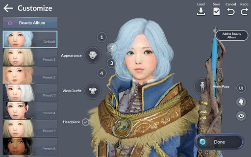 Black Desert Mobile goodtube screenshots 2