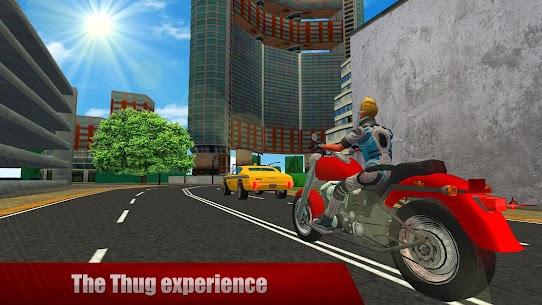 Grand Gangster Mafia-Autopista Bike Crime City Apk 4