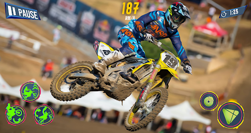 Moto Dirt Bike Stunt Games: Dirt Bike Stunt Racing  screenshots 8