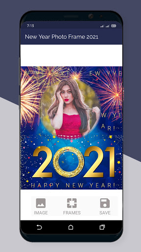 Happy New Year Photo Frame 2021  Screenshots 5