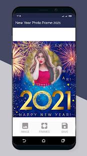 Happy New Year Photo Frame 2021 3.0 screenshots 5