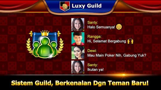 تنزيل Luxy Poker Online Texas Holdem Apk Mod 2 0 0 لنظام Android مجان ا Apk تنزيل