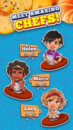 Spoon Tycoon - Idle Cooking Manager Game 2.0.3 screenshots 4