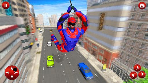 Superhero Robot Speed: Super Hero Game screenshots 3