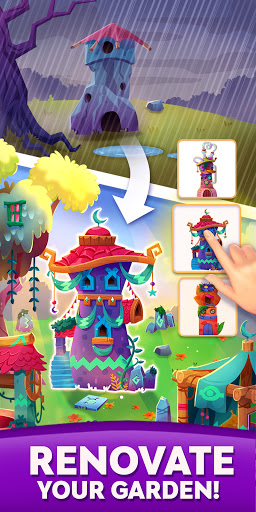 Violas Quest: Marble Blast Bubble Shooter Arcade  screenshots 15