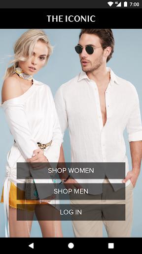 the iconic – fashion shopping screenshot 1